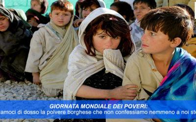 La speranza dei poveri non sarà mai delusa