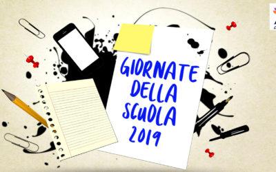 Giornate della scuola 2019