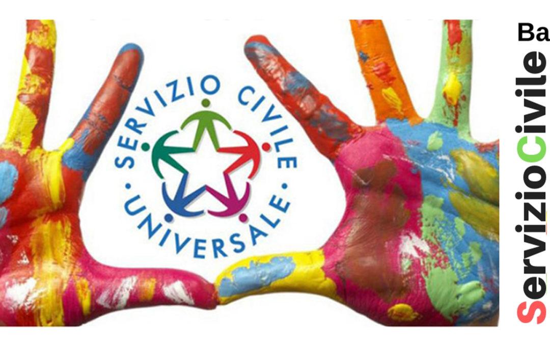 Bando Servizio Civile 2019-2020