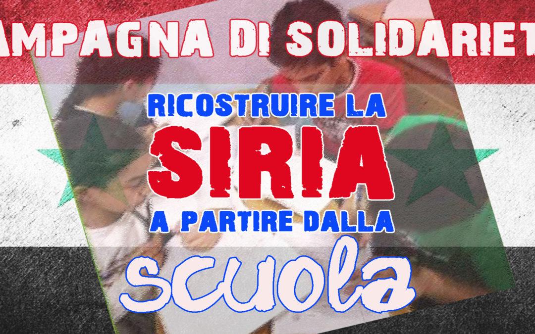 Solidarietà per la Siria