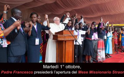 Mese Missionario Straordinario