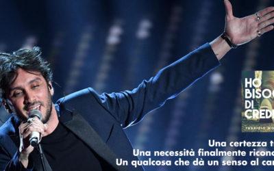 Ho bisogno di credere – Fabrizio Moro