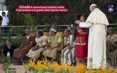 Echi dal Sinodo dell'Amazzonia