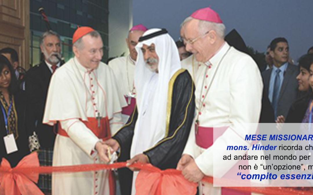 Testimoni di Cristo fra i musulmani