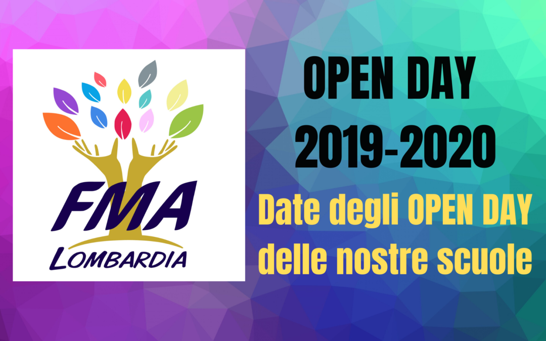 Open Day 2019-2020