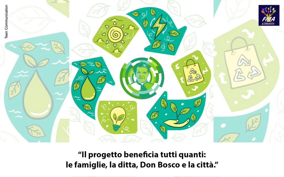 Don Bosco e i rifiuti
