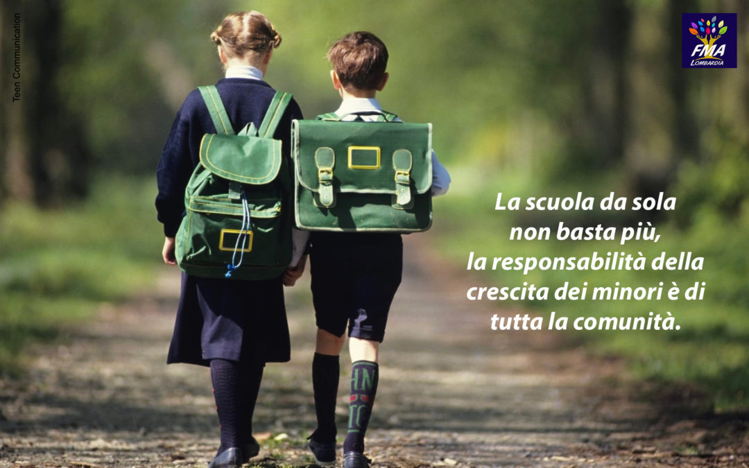 Gli italiani e la povertà educativa