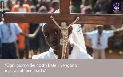 L'accorato appello di un sacerdote nigeriano