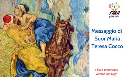 Messaggio di suor Maria Teresa Cocco