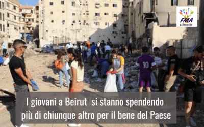 Libano. «Non basta ricostruire le case»