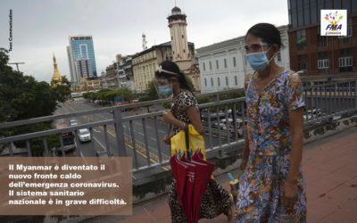La Chiesa del Myanmar e la pandemia