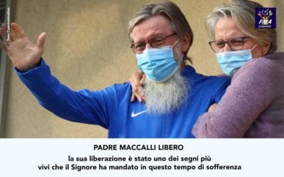 Padre Maccalli libero