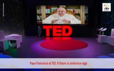 Papa Francesco al TED