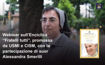 """Un Webinar sull'Enciclica """"Fratelli tutti"""""""