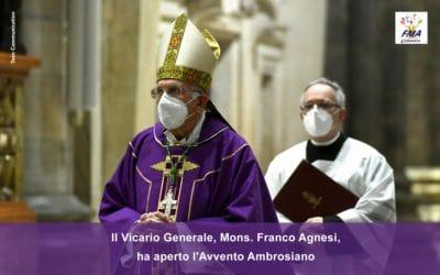 Milano: Avvento è tempo di speranza