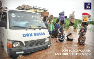 Grazie, a nome di don Bosco, ai nostri benefattori