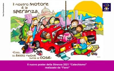 """""""Fano"""" e il poster della Strenna 2021"""