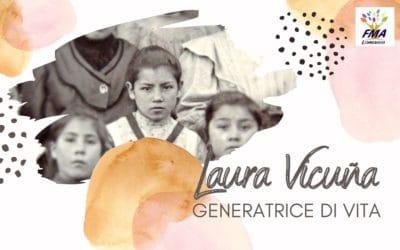 Laura Vicuña generatrice di vita