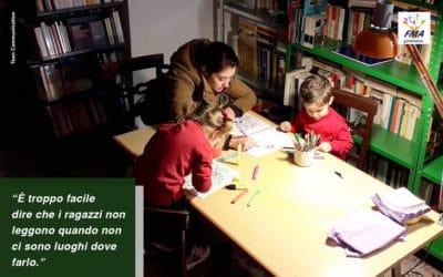 Biblioteche contro la solitudine e il disagio sociale