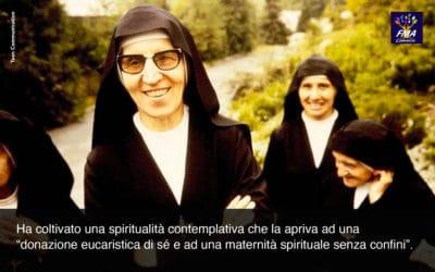 Madre Rosetta studente
