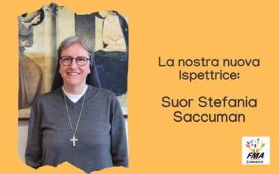 Suor Stefania Saccuman: la nuova Ispettrice