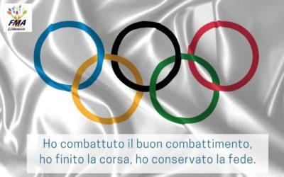 Olimpiadi, invito alla santità