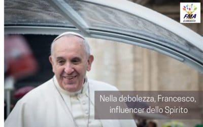 Francesco, la forza nella debolezza