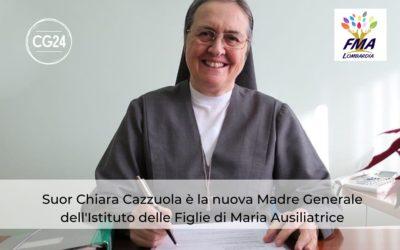 Benvenuta Madre Chiara