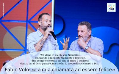 Fabio Volo: «La mia chiamata ad essere felice»