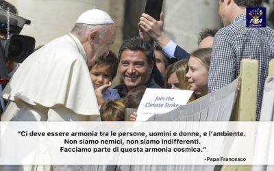 Il Papa ai giovani: sognate in grande